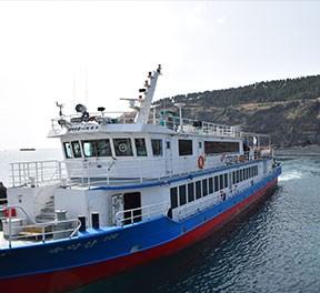 마라도가는여객선  - 2인 왕복승선권 제공